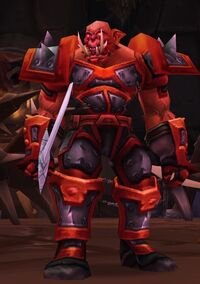 Blood Guard Porung