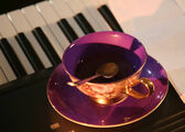 Lady GaGa&#39;s Tea Cup
