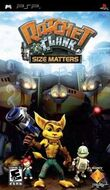 Ratchet&amp;ClankSizeMattersNorthAmericanPSPCover