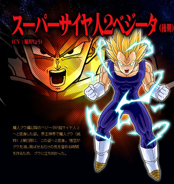 dragon ball z vegeta super saiyan 5. Dragon Ball Z Tenkaichi 3.