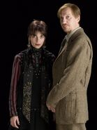 Remus Lupin and Nymphadora Tonks 2 (HBP promo) 1