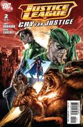 Justice League Cry for Justice 2