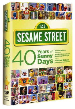 DVD-40years