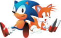 Sonic and tails 1