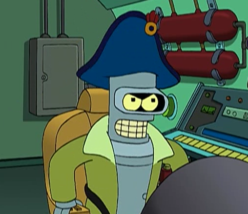 Captain Bender