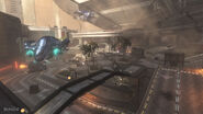 ODST Firefight RallyPoint-Day environment