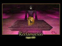 Reclamation Splash Screen