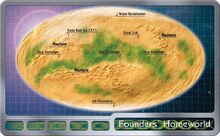 Founders Homeworld