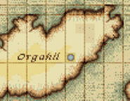 Orgahil map