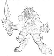 Worgen artwork1