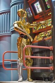 C3PO Star Tours