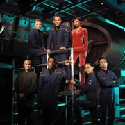 Enterprise Crew 2154