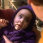 Blessed Bajoran child
