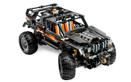TECHNIC (1977-2010) Offroader
