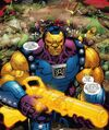 Mongul Sinestro Corps 04