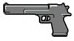 Combat pistol