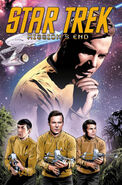 Mission's End tpb cover