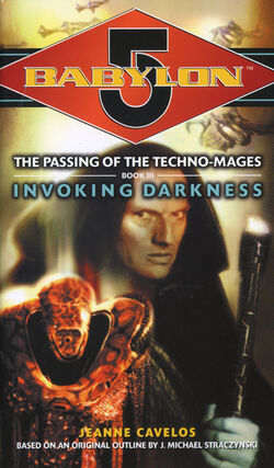 Book invoking darkness front