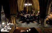 Slughorn's Second office