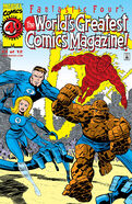 Fantastic Four World&#39;s Greatest Vol 1 1