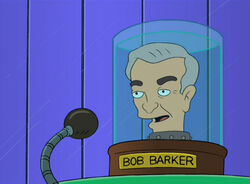 Bob Barker&#39;s Head