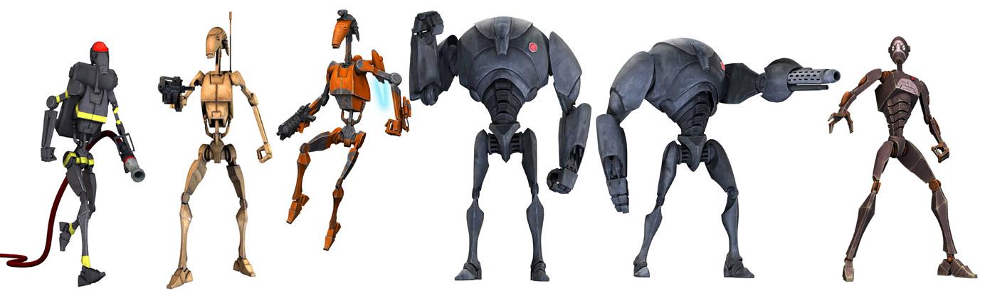 Separatist Droid Army - Wookieepedia, the Star Wars Wiki