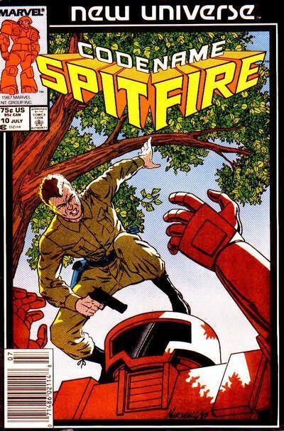 Classic Comic Covers - Page 3 Codename_Spitfire_Vol_1_10