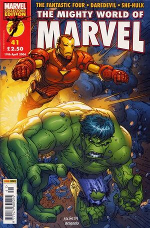 Mighty World of Marvel Vol 3 41