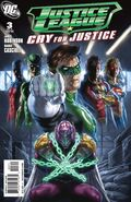 Justice League- Cry for Justice Vol 1 3