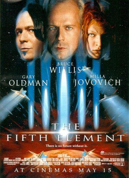El quinto elemento.