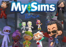 MySims Fanon Wiki Logo