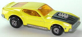 7244 Boss Mustang R