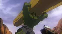 Hulk Smash Hogun HV