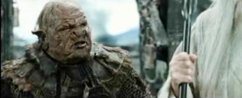 LORD OF THE RINGS WIKI ORC