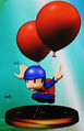 Balloon Fighter trophy (SSBM).jpg