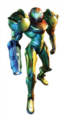 Samus Artwork