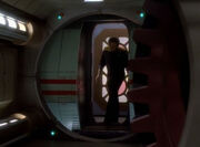 DS9 airlock interior