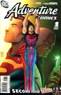 Adventure Comics Vol 2 1A