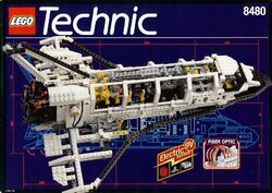 8480 Space Shuttle