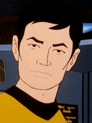 Hikaru Sulu 2269
