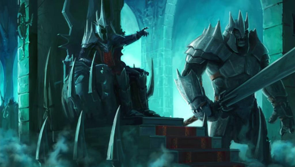 Witch-king of Angmar - Lord of the Rings Wiki