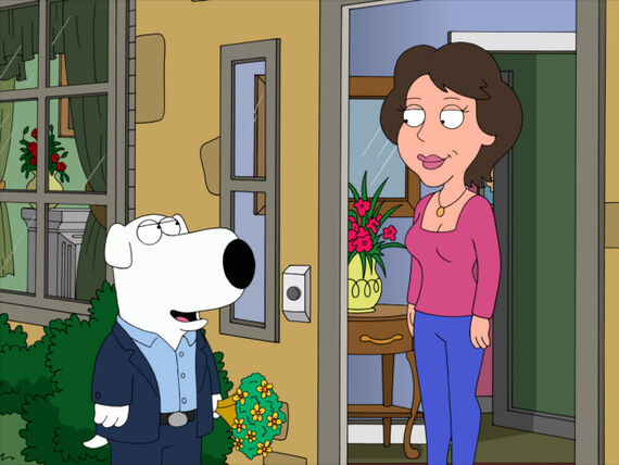 Family Guy Season 8 Episode 4 Brian's Got a Brand New Bag