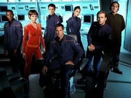 Enterprise cast, S3