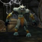 Moonrage Sentry Worgen