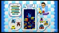 Dr Mario Online RX Screen