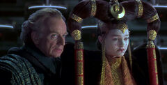 Palpatine Amidala Senate
