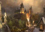 Hogwarts 3