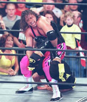 Bret Hart Sharpshooter