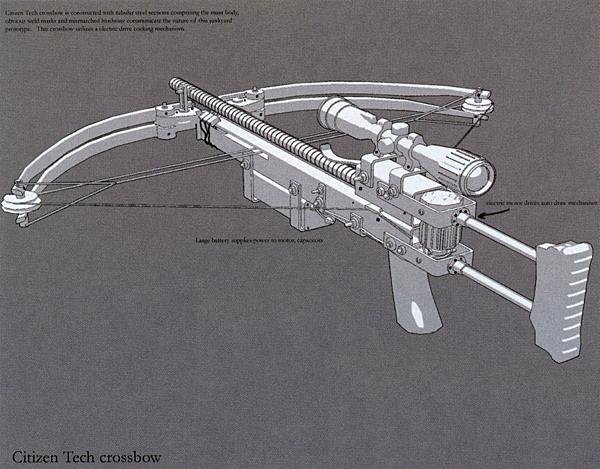 Crossbow | Un-Gmod Wiki | FANDOM powered by Wikia