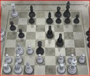 Chess 24 Qd3